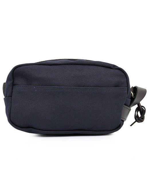 Filson - Blue Rugged Twill Travel Kit - Navy for Men - Lyst