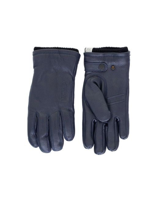 Norse Projects   Blue Norse X Hestra Utsjo Dark Navy Gloves   Lyst
