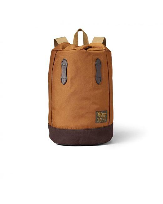 Filson - Brown Ballistic Nylon Daypack - Whiskey for Men - Lyst