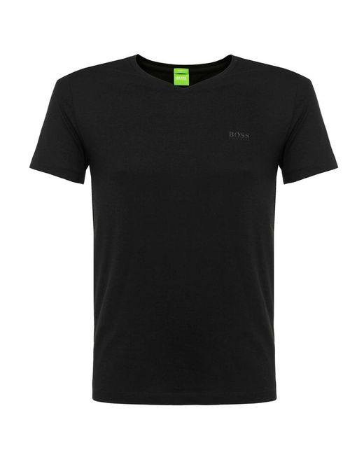 BOSS Green - C-canistro Black T-shirt for Men - Lyst