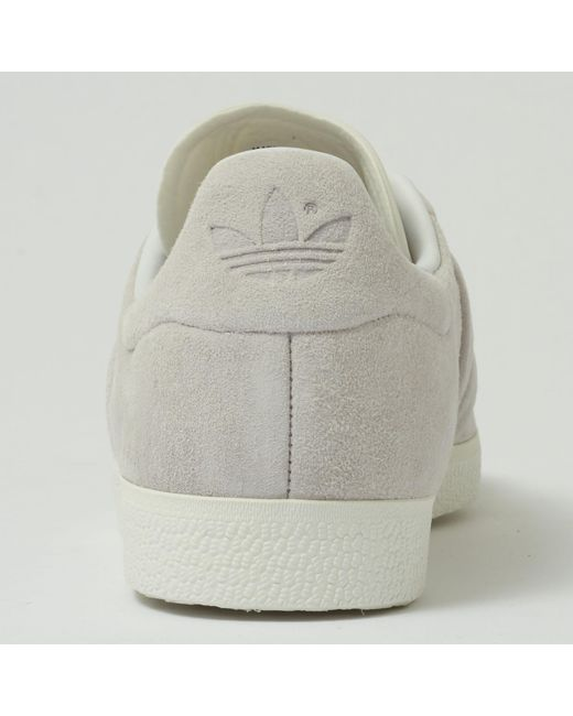 adidas Gazelle Stitch And Turn W Grey Two/ Grey Two/ Ftw White