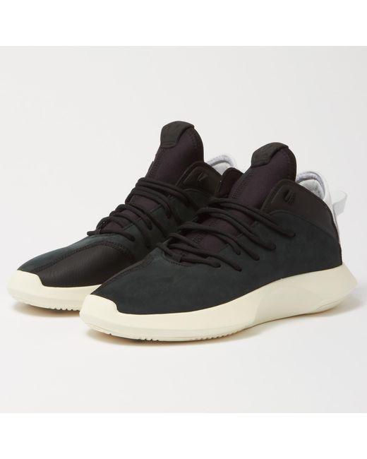 separation shoes cb5fd 8842e Adidas Originals - Crazy 1 Adv - Core Black  Ftwr White for Men ...