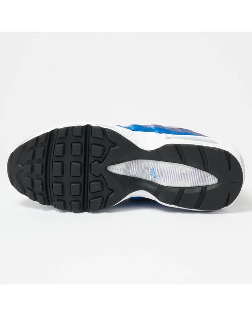 7e2b74eff22 Lyst - Nike Air Max 95 Se - Wolf Grey   Blue Nebula in Gray for Men