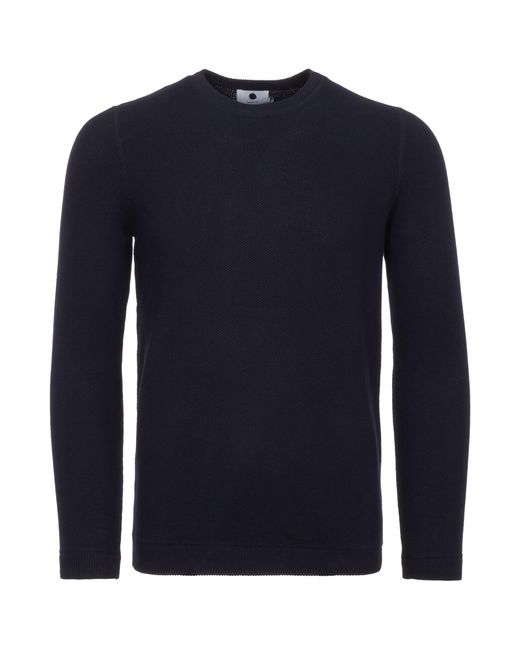NN07 - Navy Blue Hubert Jumpers for Men - Lyst