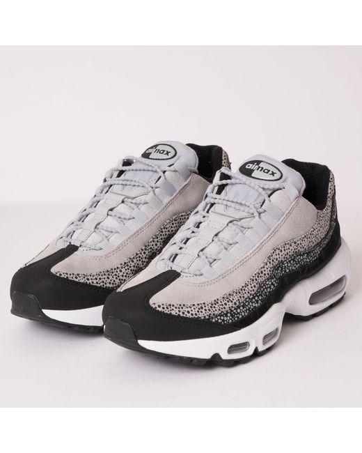 719ef82c13d8 Nike - Air Max 95 Prm - Black