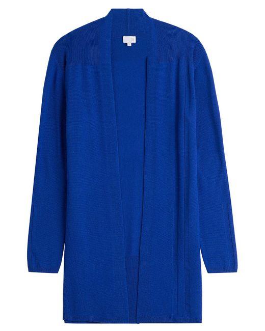 TSE - Blue Cashmere Cardigan - Lyst