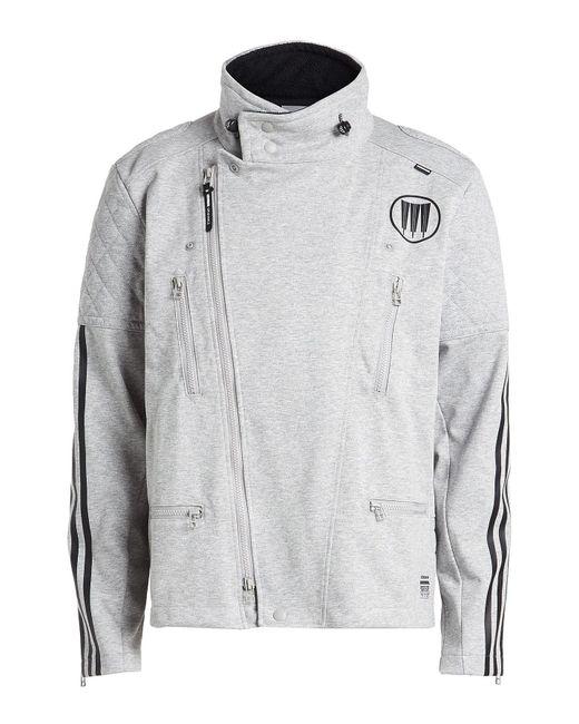 Adidas Originals - Gray Rider Jacket for Men - Lyst