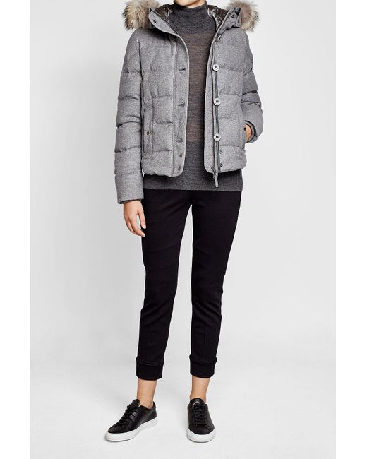 parajumpers WOOL DOWN LIGHT BLUE