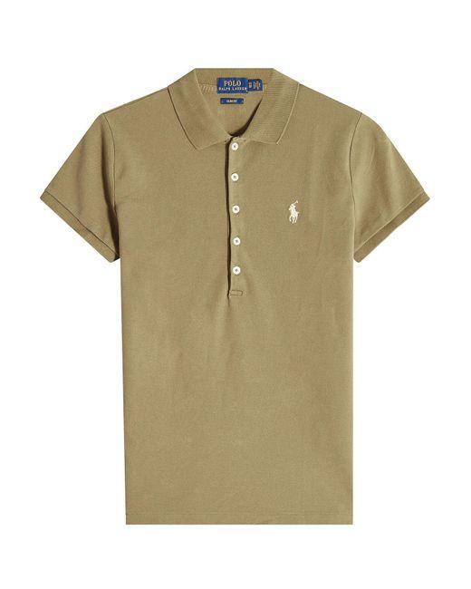 Polo Ralph Lauren - Multicolor Knit Polo Shirt - Lyst