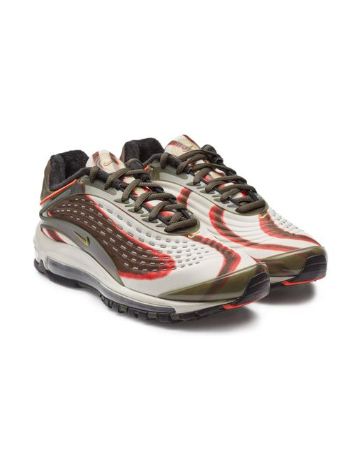 check out 09425 8400c Nike - Multicolor Air Max Deluxe Sneakers for Men - Lyst ...