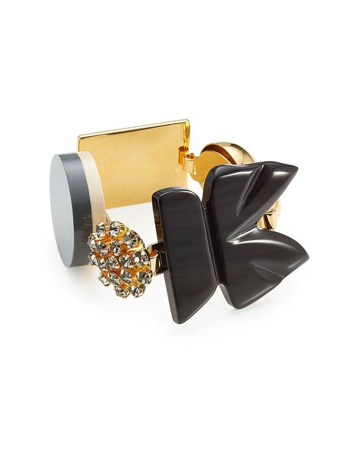 Marni | Multicolor Embellished Bracelet | Lyst