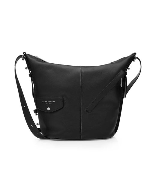 Marc Jacobs | Black The Sling Leather Tote | Lyst