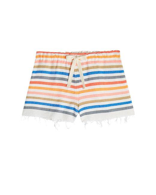 Lemlem - Multicolor Cotton Shorts - Lyst