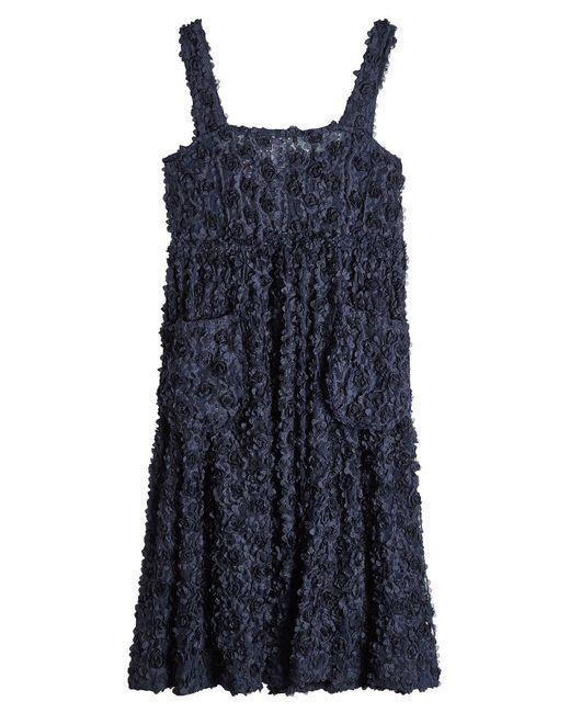 Shrimps - Blue Iris Floral Dress - Lyst