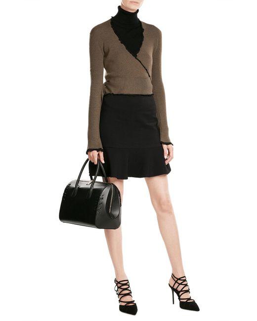 Nina Ricci   Multicolor Leather Tote   Lyst
