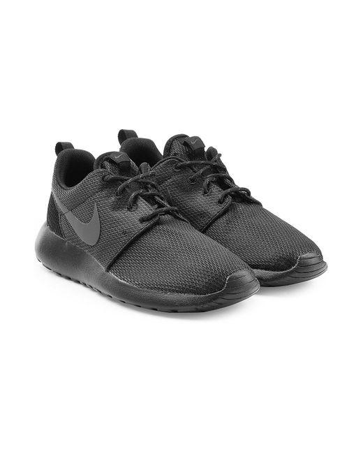 Nike - Black Roshe One Sneakers - Lyst