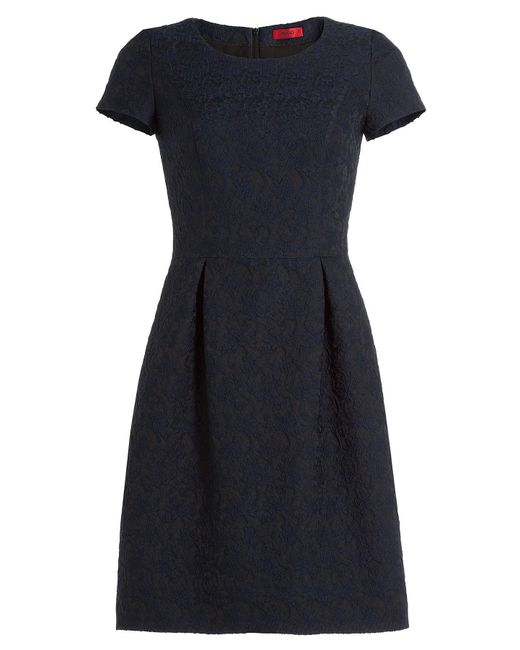 HUGO - Multicolor Kayley Dress - Lyst