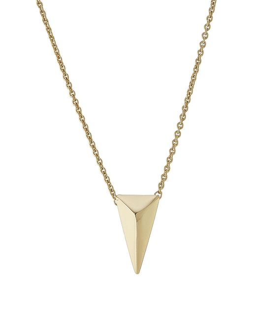 Alexis Bittar - Metallic Pendant Necklace - Lyst
