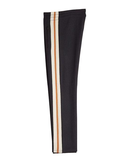 Étoile Isabel Marant | Black Striped Track Pants | Lyst