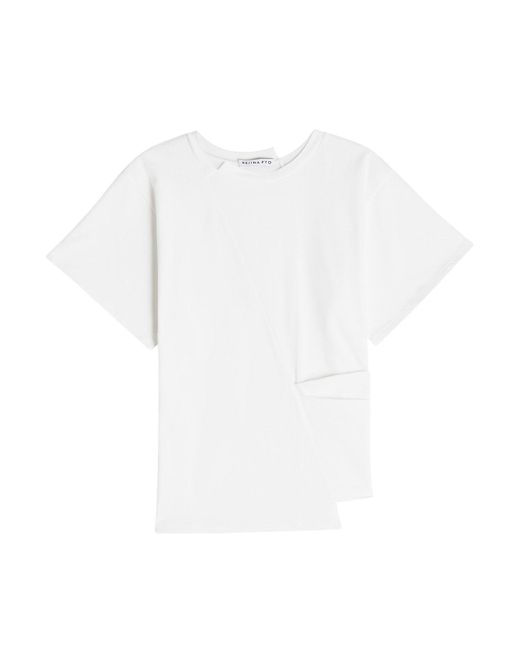 Rejina Pyo - Multicolor Sabrina Cotton T-shirt - Lyst