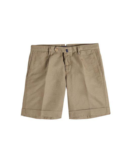 Incotex - Multicolor Royal Batavia Slim Bermuda Shorts for Men - Lyst