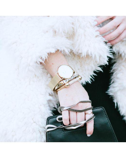 Melinda Maria | Metallic Jordan Stone Ring | Lyst