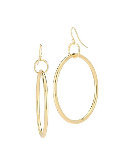 Elizabeth and James | Metallic Lueur Earrings | Lyst