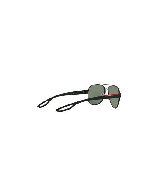 df0143746e ... Prada - Green Ps 55qs for Men - Lyst ...