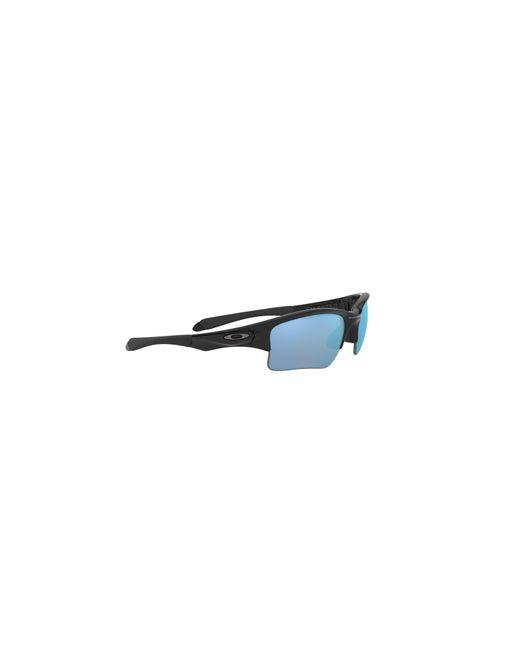 9c0c125b3fc ... Oakley - Blue Oo9200 Quarter Jacket Prizm Deep Water Youth for Men -  Lyst ...