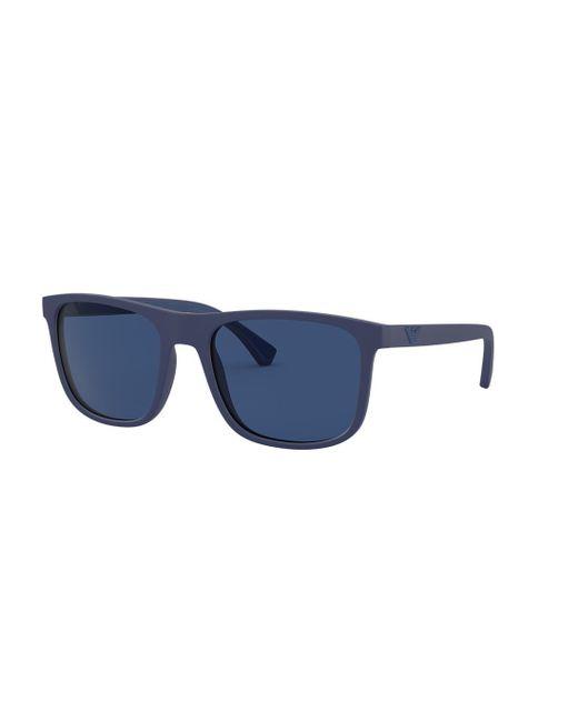 2d93528732a3 Emporio Armani Ea4129 in Blue for Men - Lyst