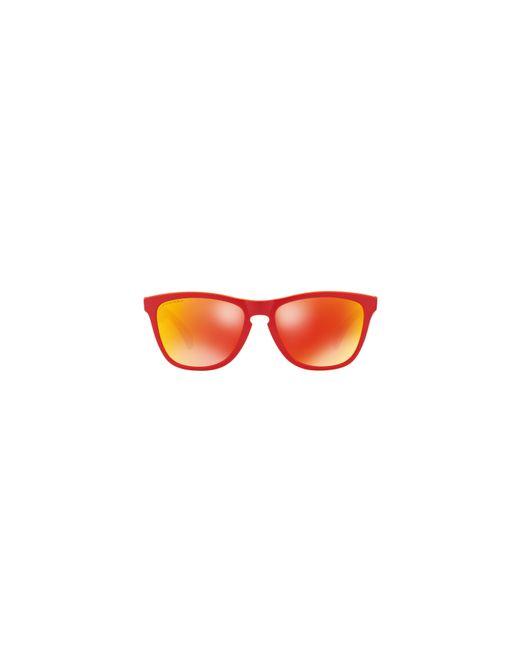 Oakley - Red Oo9013 Frogskin for Men - Lyst