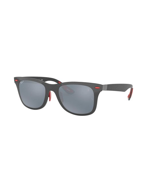 Ray-Ban - Blue Unisex Sunglass Rb8395m 52 for Men - Lyst