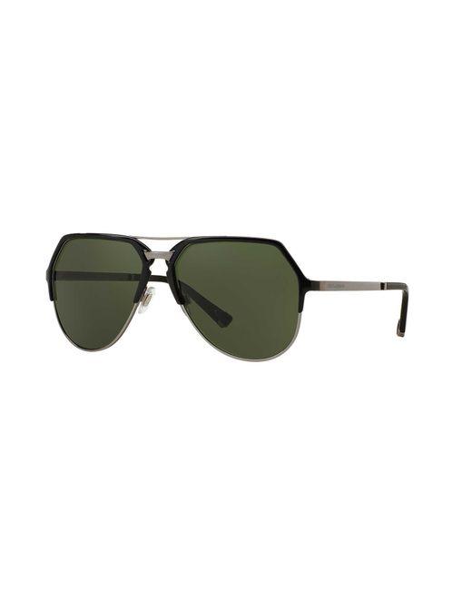 13eea3904d5 Dolce   Gabbana - Green Dg2151 for Men - Lyst ...