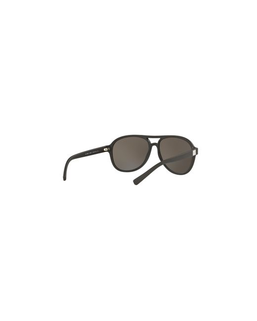 6be536e1844 ... Armani Exchange - Brown Ax4055sf 58 for Men - Lyst ...