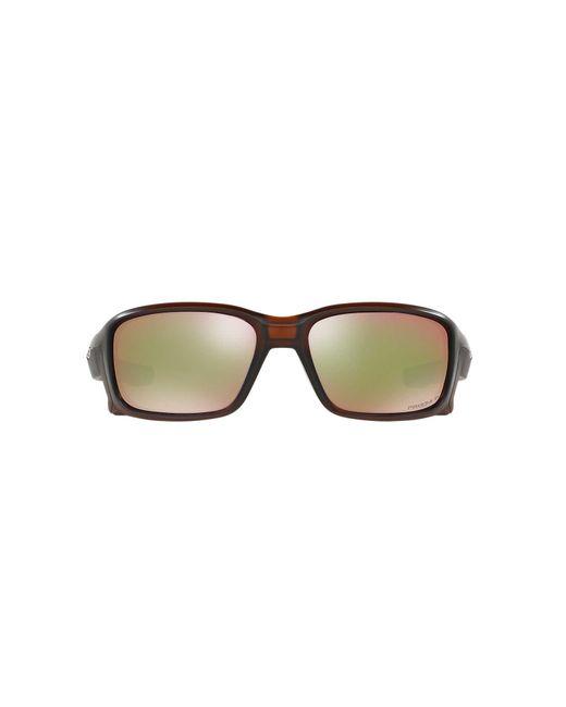 d7afd6676a7 ... Oakley - Green Sunglass Oo9331 58 Straightlink Prizm for Men - Lyst