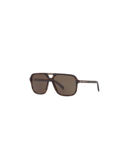 8eb992306f141 Lyst - Dolce   Gabbana Dg4354 in Brown for Men