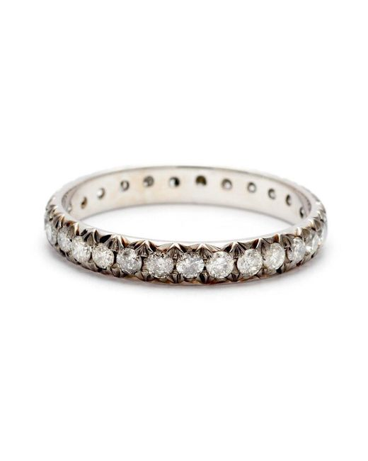 Anna Sheffield | Multicolor Attelage French Cut Pave Pand | Lyst