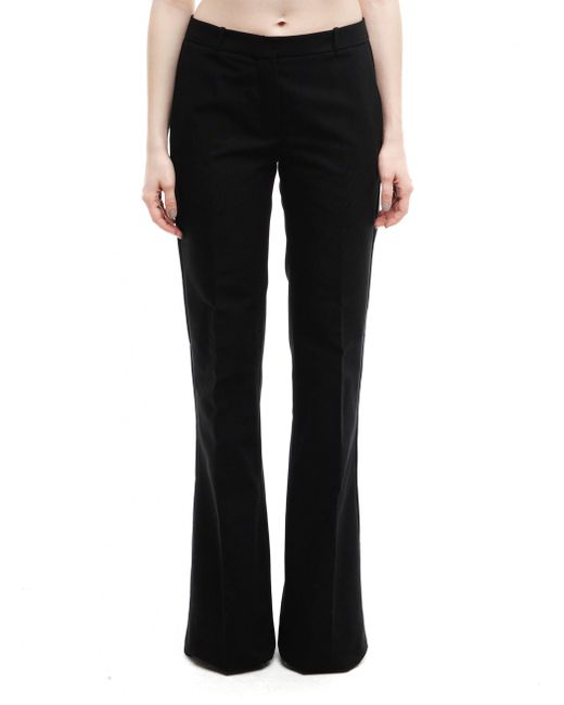 Gareth Pugh - Black Cotton Trousers - Lyst