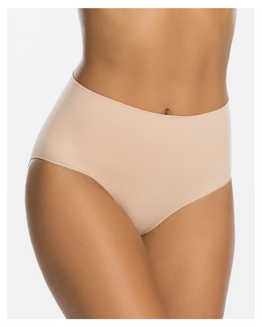 Talbots - Natural Everyday High-waist Sculpting Panty - Lyst