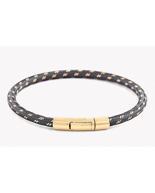 Tateossian | Gray Pop Chalif 18k Gold Bracelet In Grey | Lyst