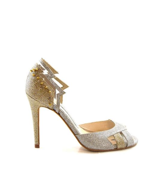 Terry De Havilland | Metallic Kate Shard Gold/silver | Lyst