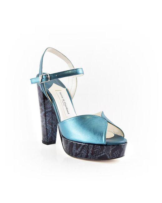 Terry De Havilland - Blue Coco Glitter - Lyst