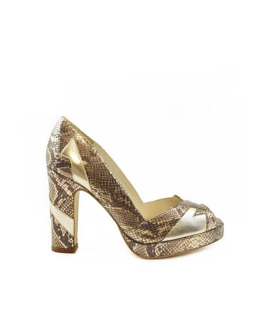 Terry De Havilland | Metallic Eva Gold | Lyst