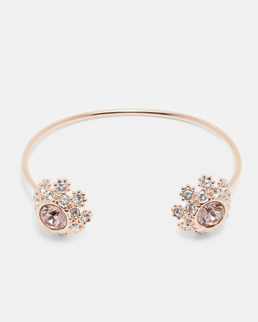 Ted Baker - Pink Tbj1582 Daisy Lace Cuff - Lyst
