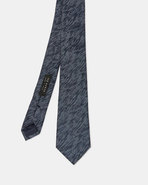 Ted Baker - Multicolor 7cm Textured Silk Tie for Men - Lyst