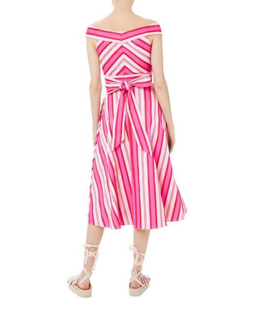 Pine Tree dress - Pink & Purple Temperley London bkRMkruHe