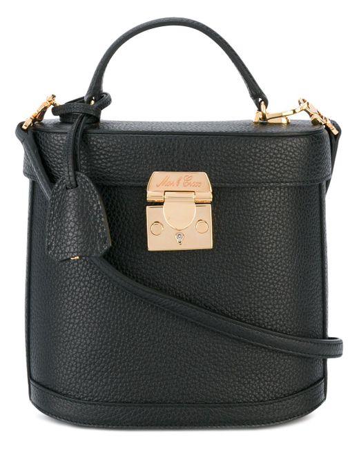 Mark Cross | Black 'benchley' Crossbody Bag | Lyst