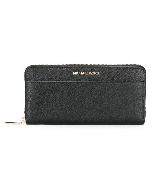 2f4321c264520 MICHAEL Michael Kors - Multicolor Mercer Continental Wallet - Lyst ...