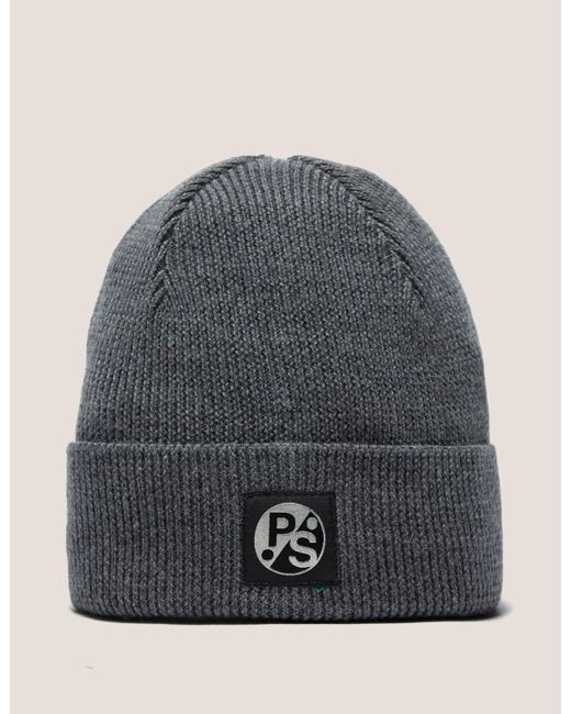 Paul Smith | Gray Merino Wool Beanie for Men | Lyst