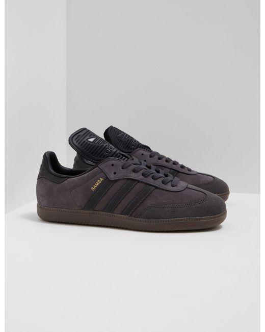 Adidas originali Uomo samba og nero in nero per gli uomini per salvare il 39% lyst